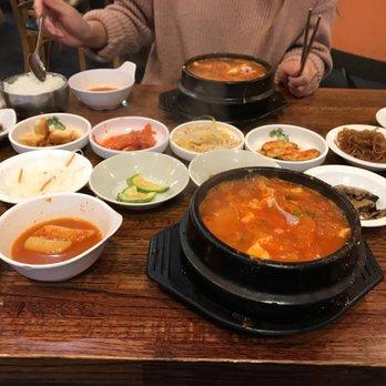 Korean Restaurant Naperville