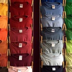 Rising moon custom apparel screen printing t shirt for T shirt printing westerville ohio