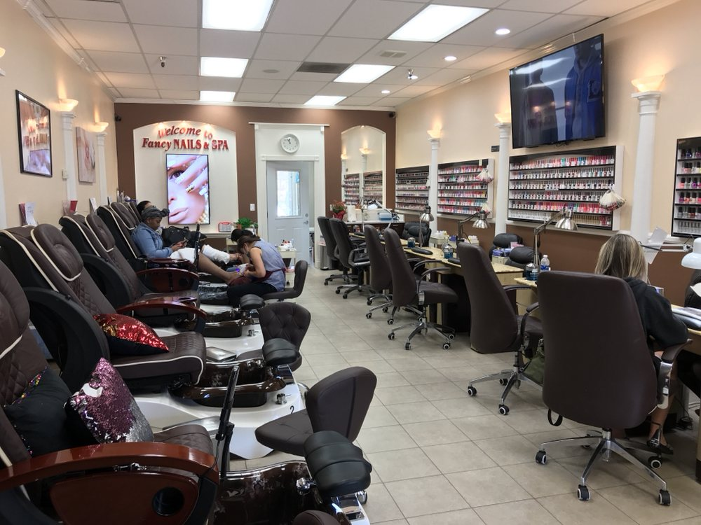 Photos for Fancy Nails & Spa - Yelp