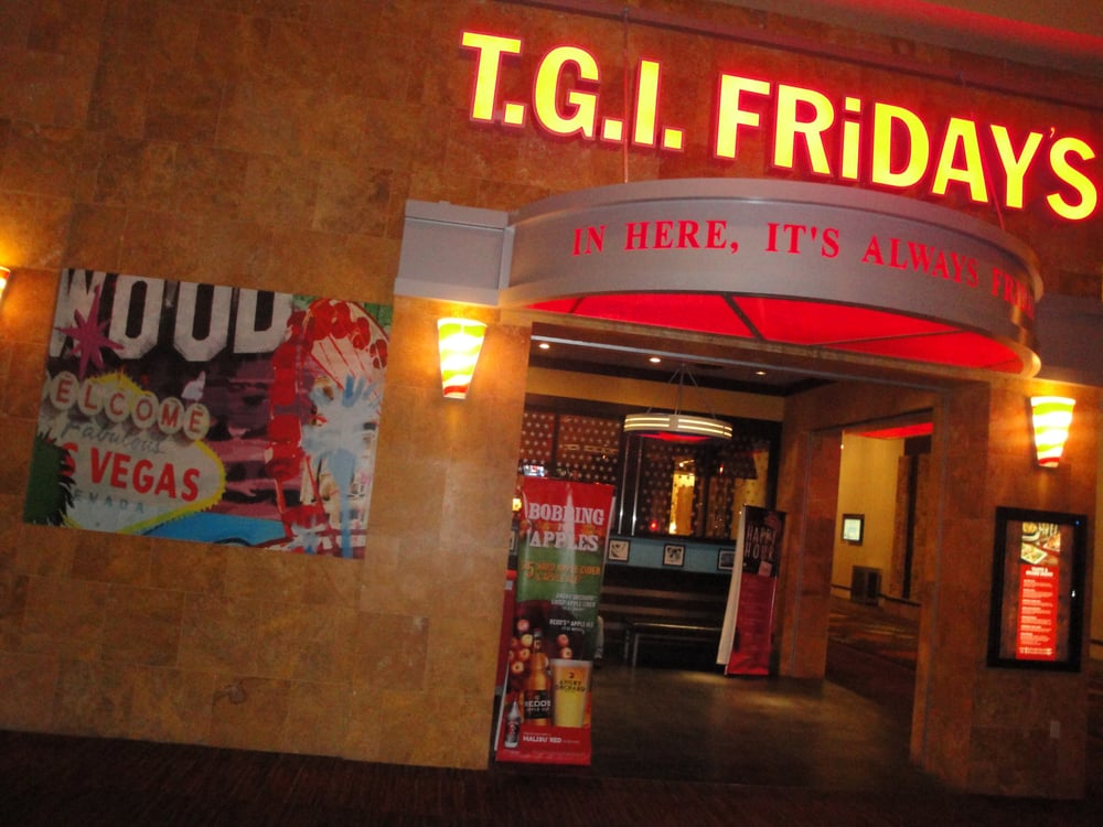 If you're looking for American food in a casual setting, T.G.I. Fridays is the place to be. From steaks and burgers to pasta dishes and salads, there is something on the menu to please anyone.