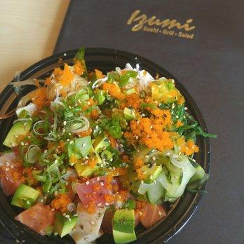 Izumi Japanese Restaurant Poway Ca