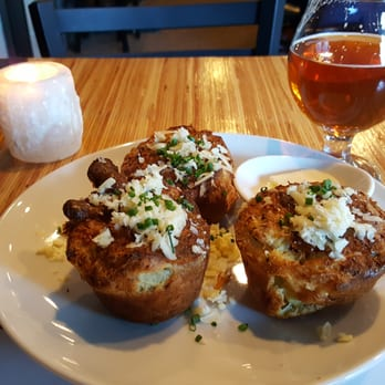 aaff9ea6e Photo of Luna Fargo - Fargo, ND, United States. Chive and Cheddar Popovers