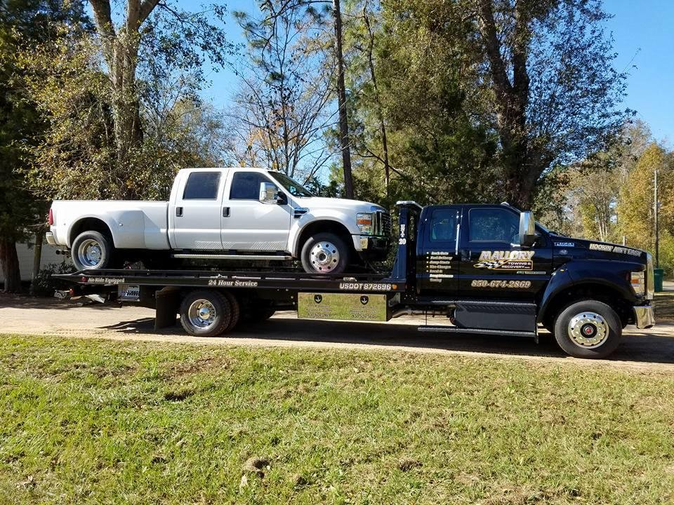 Mallory Towing & Recovery: 18114 State Rd 20 W, Blountstown, FL