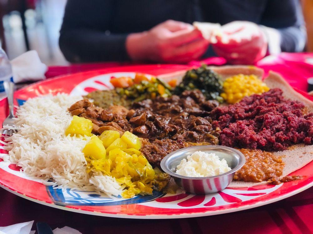 Hawwi Ethiopian Restaurant