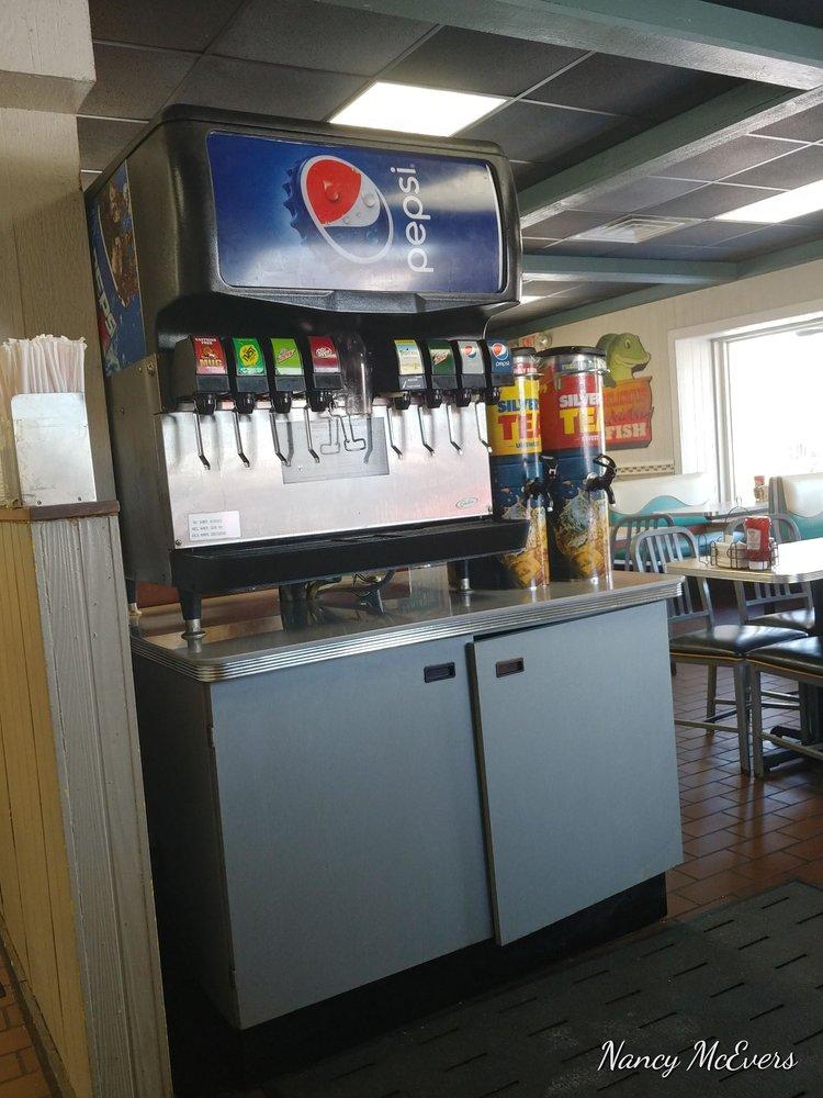 Long John Silver's: 710 W Main St, West Frankfort, IL