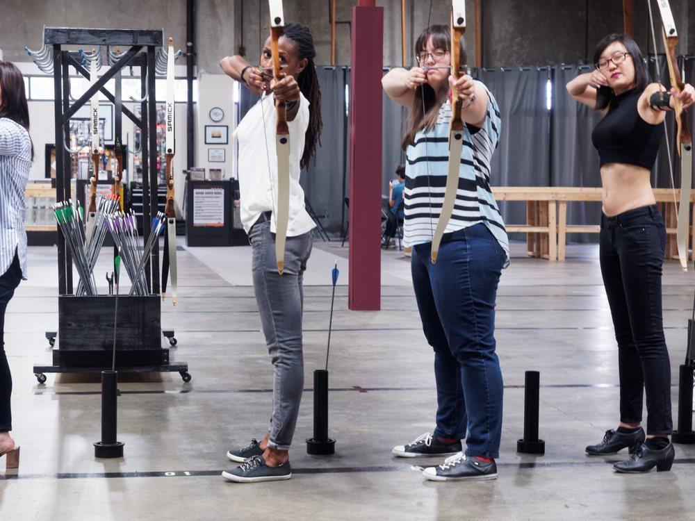 Ohlone Archery: 2301 Verna Ct, San Leandro, CA