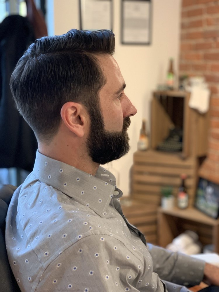 People's Barber & Shop: 133 Townsend St, San Francisco, CA