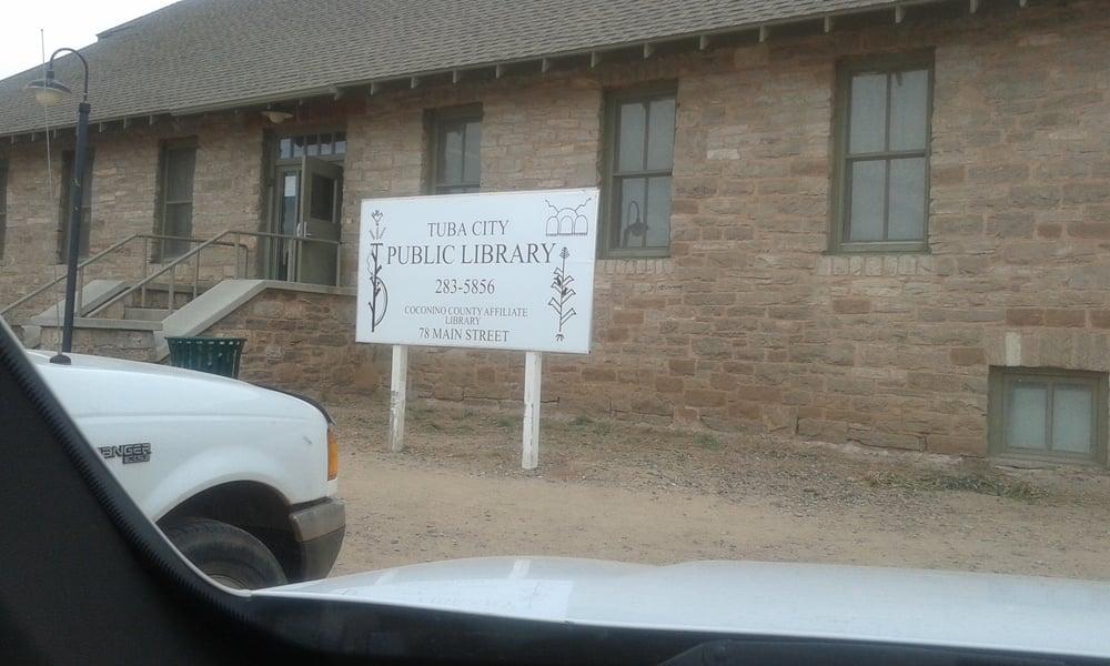 Tuba City Public Library: 78 Main St, Tuba City, AZ