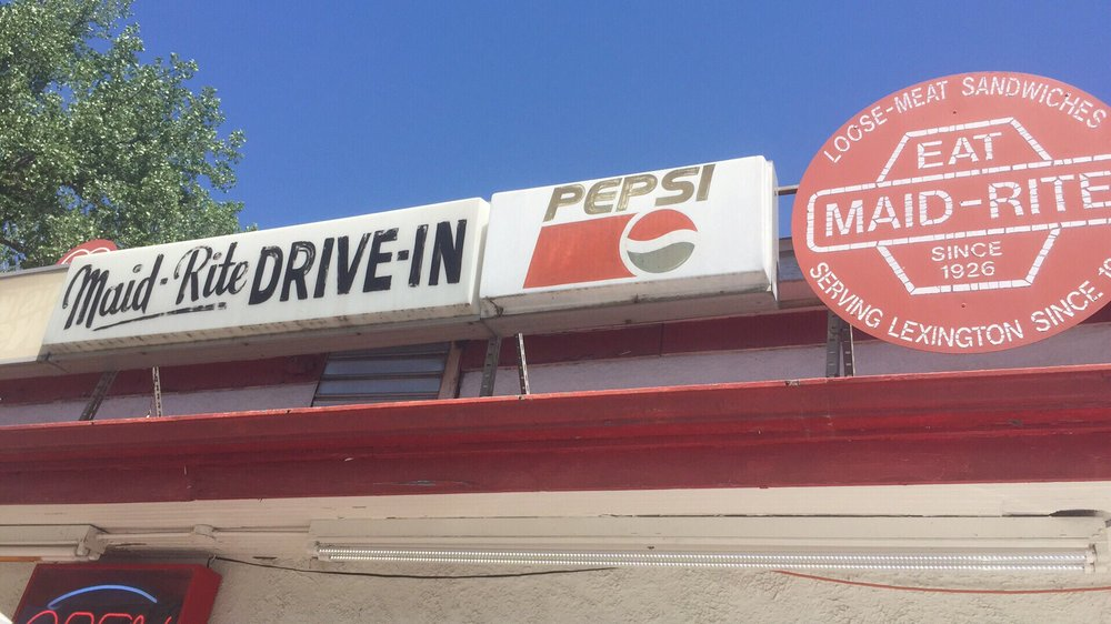 Maid-Rite Drive In: 1401 Main St, Lexington, MO