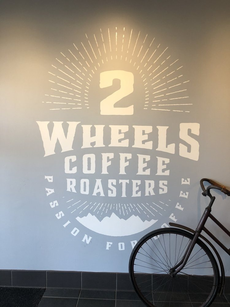 2Wheels Coffee Roasters: 27 Broadway St, Colchester, CT