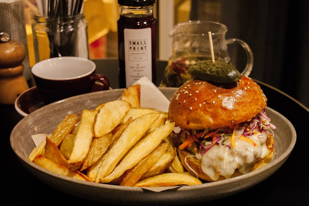 Small Print - 108 Photos & 36 Reviews - Cafes - 125 St Georges Tce ...