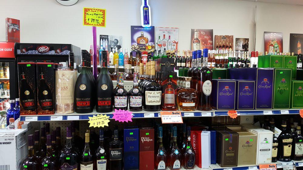 JFK Liquor: 15655 John F Kennedy Blvd, Houston, TX