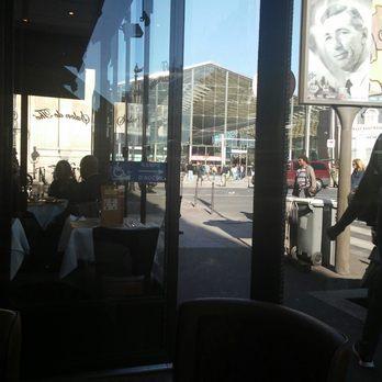Caf Ef Bf Bd De La Gare Paris  Ef Bf Bdme