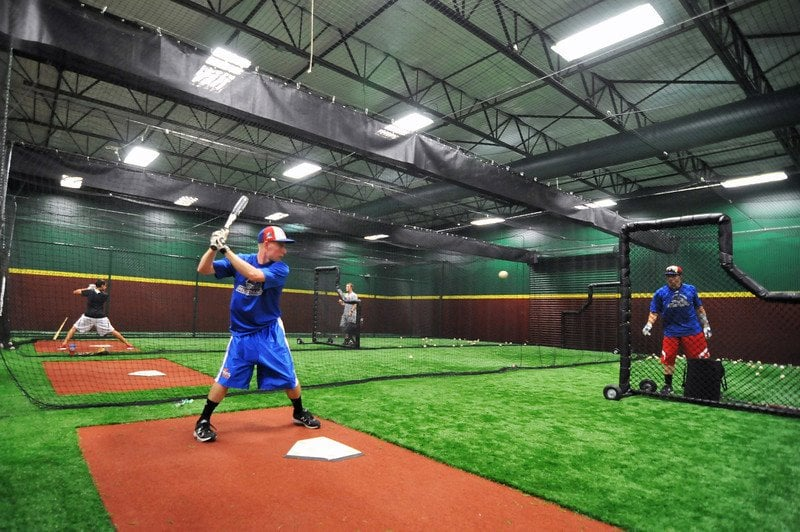D-BAT DFW - Batting Cages - Southlake, TX, United States ...
