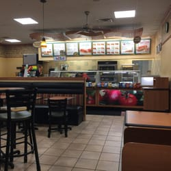 Subway Fast Food Hwy 43 Mount Vernon AL Restaurant