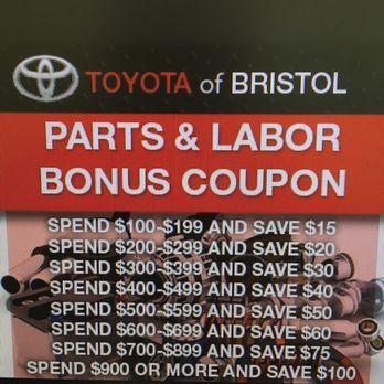 Toyota Bristol Tn >> Toyota Of Bristol 18 Photos Auto Repair 3045 W State