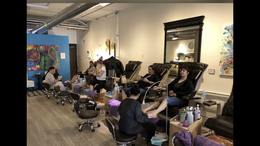 KN Beauty Salon: 941 Lincoln Ave, Steamboat Springs, CO