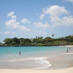 Beaches Near Mauna Lani Hotel