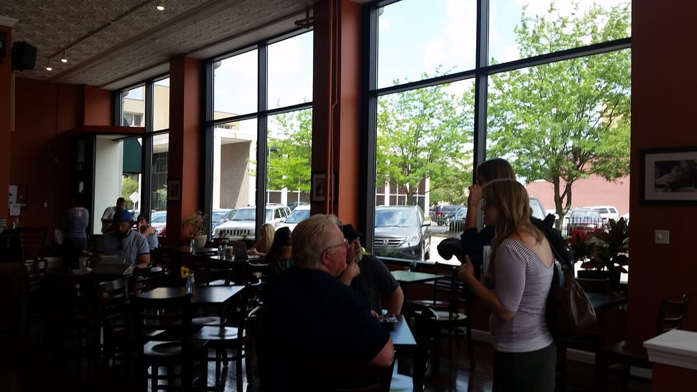 The Caffeinery: 401 S Walnut, Muncie, IN
