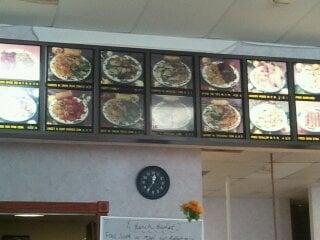 Jin Jin Chinese Restaurant: 115 S Meridian St, Aberdeen, MS