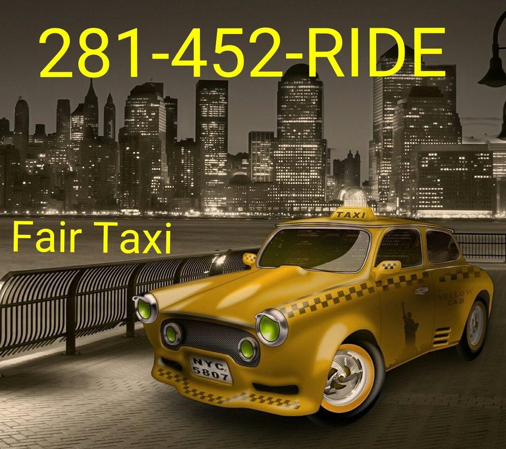 Fair Taxi: 15603 Avenue C, Channelview, TX