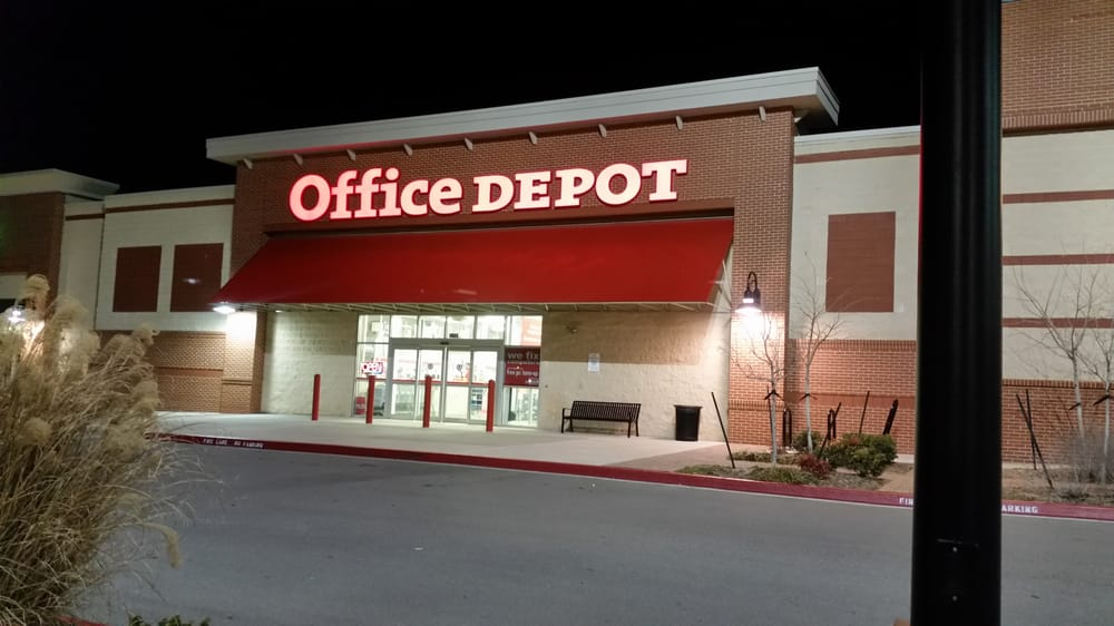 Office depot office equipment 7071 se 29th st midwest city ok phone number yelp - Office depot saint gregoire ...