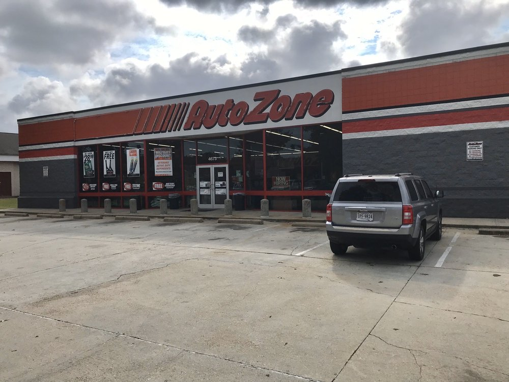AutoZone: 4673 Haygood Rd, Virginia Beach, VA