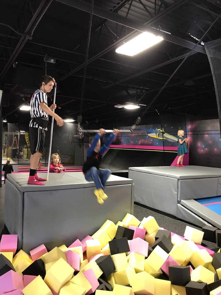 Social Spots from Planet 3 Extreme Air Park