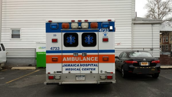 Jamaica Hospital 8900 Van Wyck Expy Richmond Hill, NY