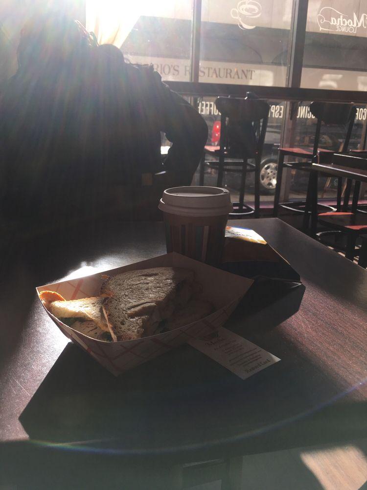 Mocha Lounge - CLOSED - Coffee & Tea - 17 Academy St, Newark, NJ