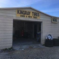 Photo Of Kingray Tires