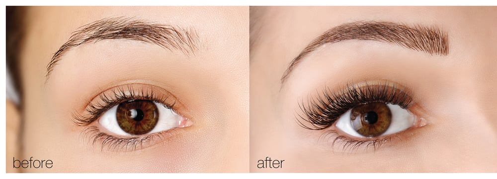 Revolution Eyebrow Extension Whatever Your Age Face Shape Or
