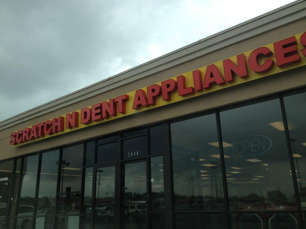 Scratch N Dent Super Store Closed Appliances 7098