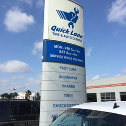 Quick Lane Request A Quote Auto Repair 2501 S Us Hwy 77