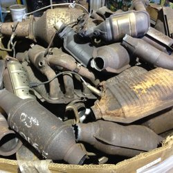 Catalytic Converter Buyers >> Catalytic Converter Recycling Closed Recycling Center Fort