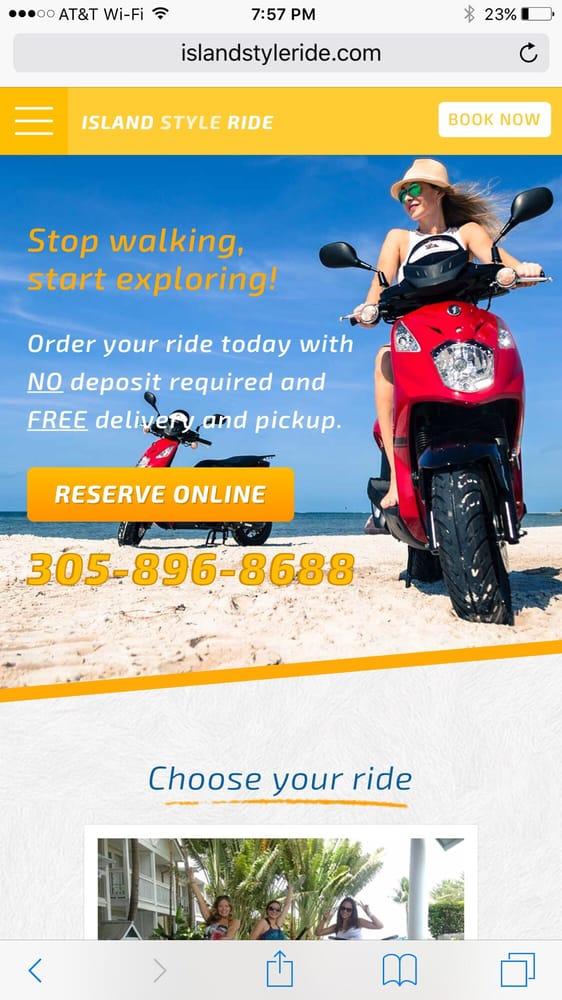 Island Style Ride: 100 5th St, Stock Island, FL