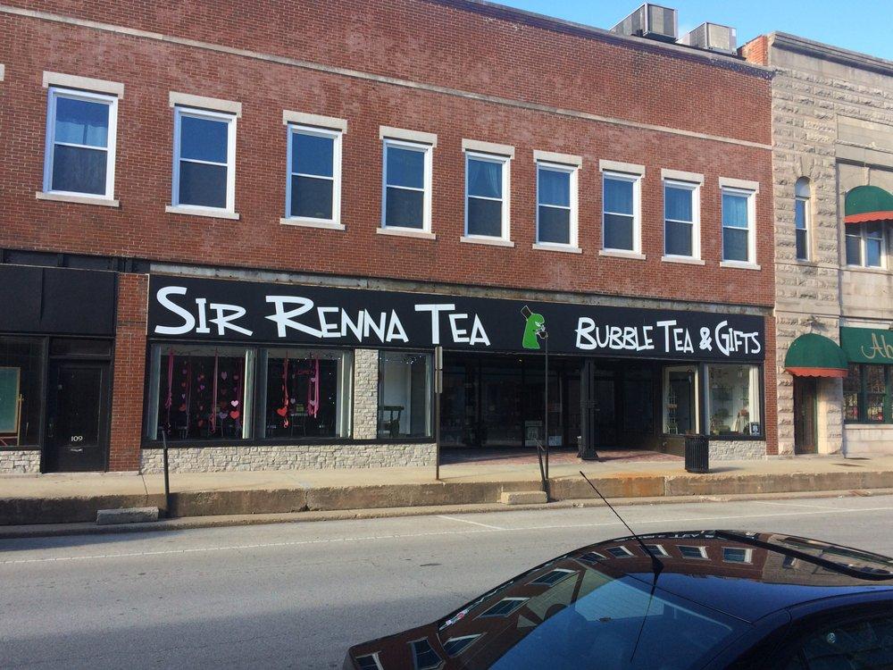 Sir Renna Tea: 113 North Kickapoo St, Lincoln, IL