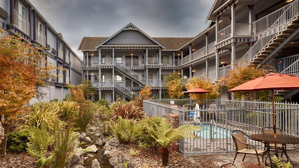 Best Western Plus Bayshore Inn: 3500 Broadway, Eureka, CA