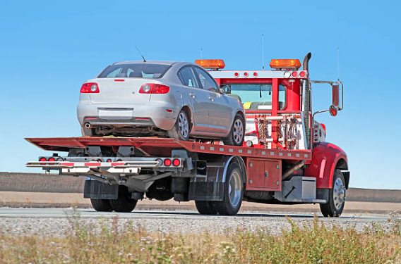 Towing business in Chester, IL