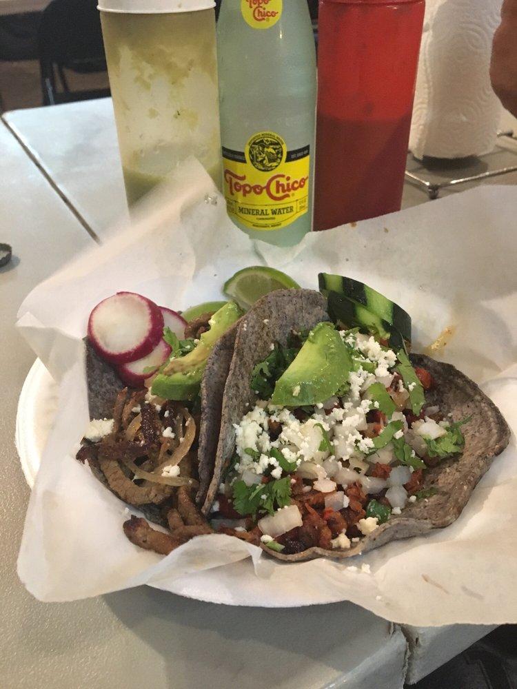 Tacos El Rincon: 8545 N Lamar Blvd, Austin, TX