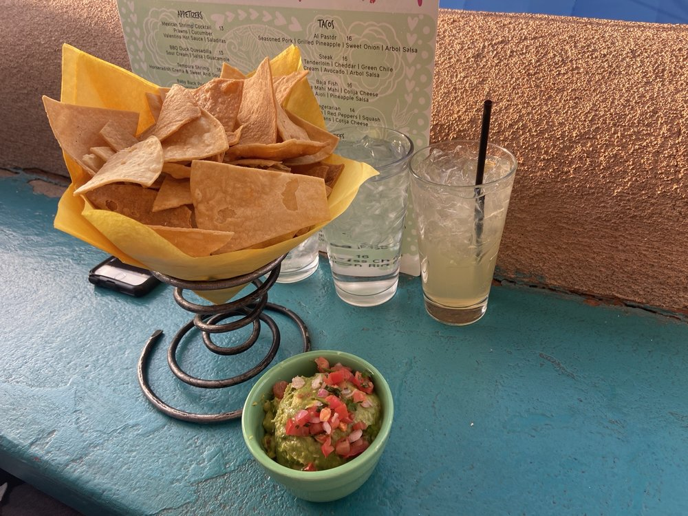 Coyote Cafe & Cantina: 132 W Water St, Santa Fe, NM