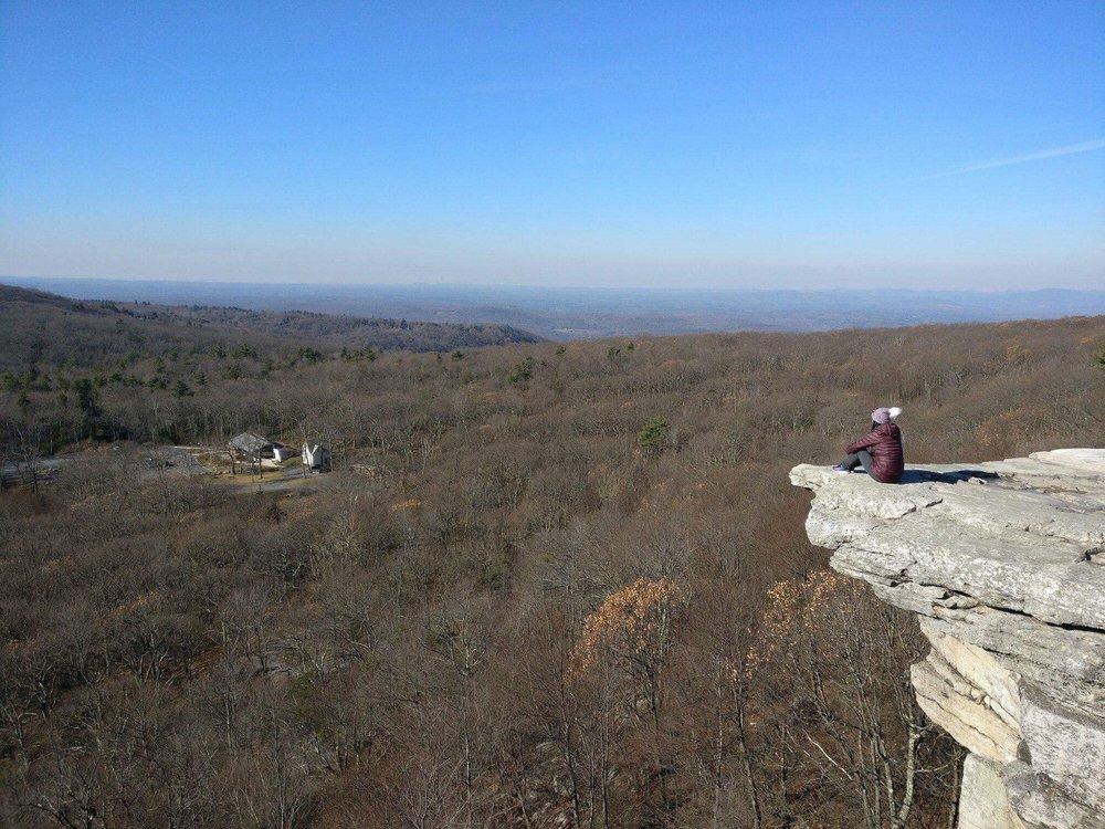 Sam's Point Dwarf Pine Ridge: 400 Sams Point Rd, Cragsmoor, NY