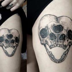 Moon Tattoo - 48 photos & 27 avis - Tatouage - 1736 W