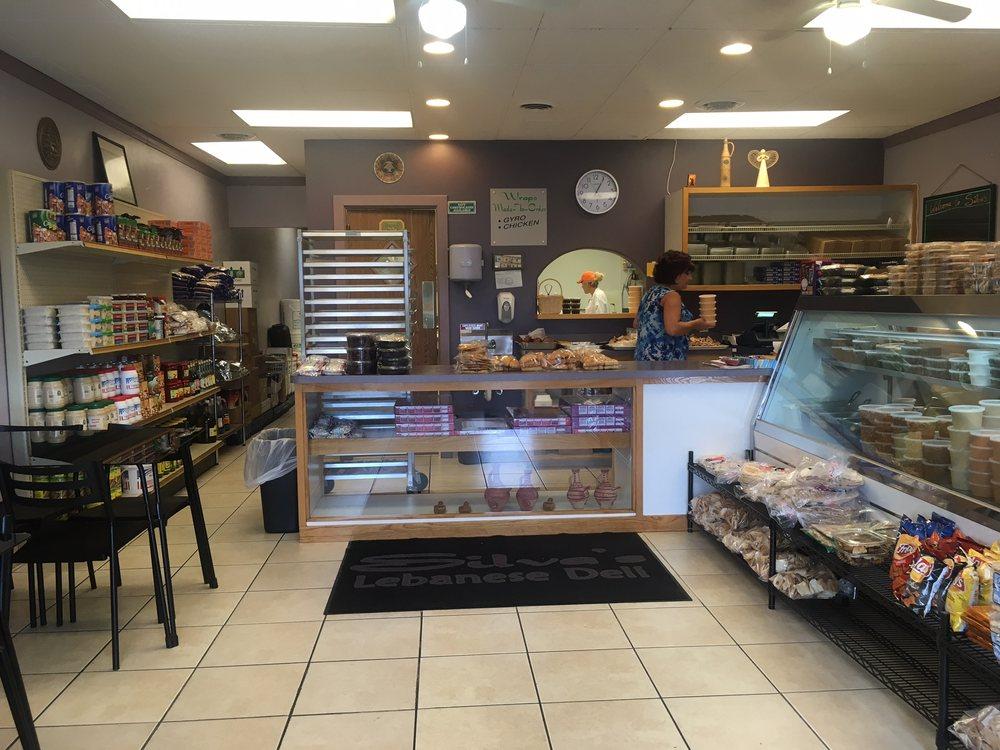 Silva's Lebanese Deli: 3620 Starrs Centre Dr, Canfield, OH
