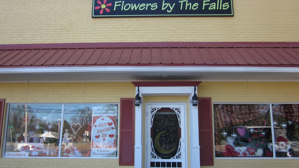 Flowers by The Falls: 624 E King St, Kings Mountain, NC