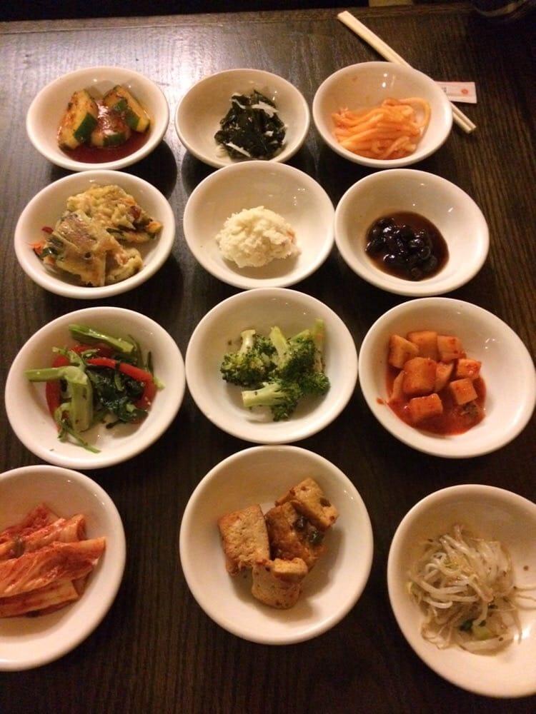 Seoul garden korean restaurant dress code for Seoul garden korean restaurant