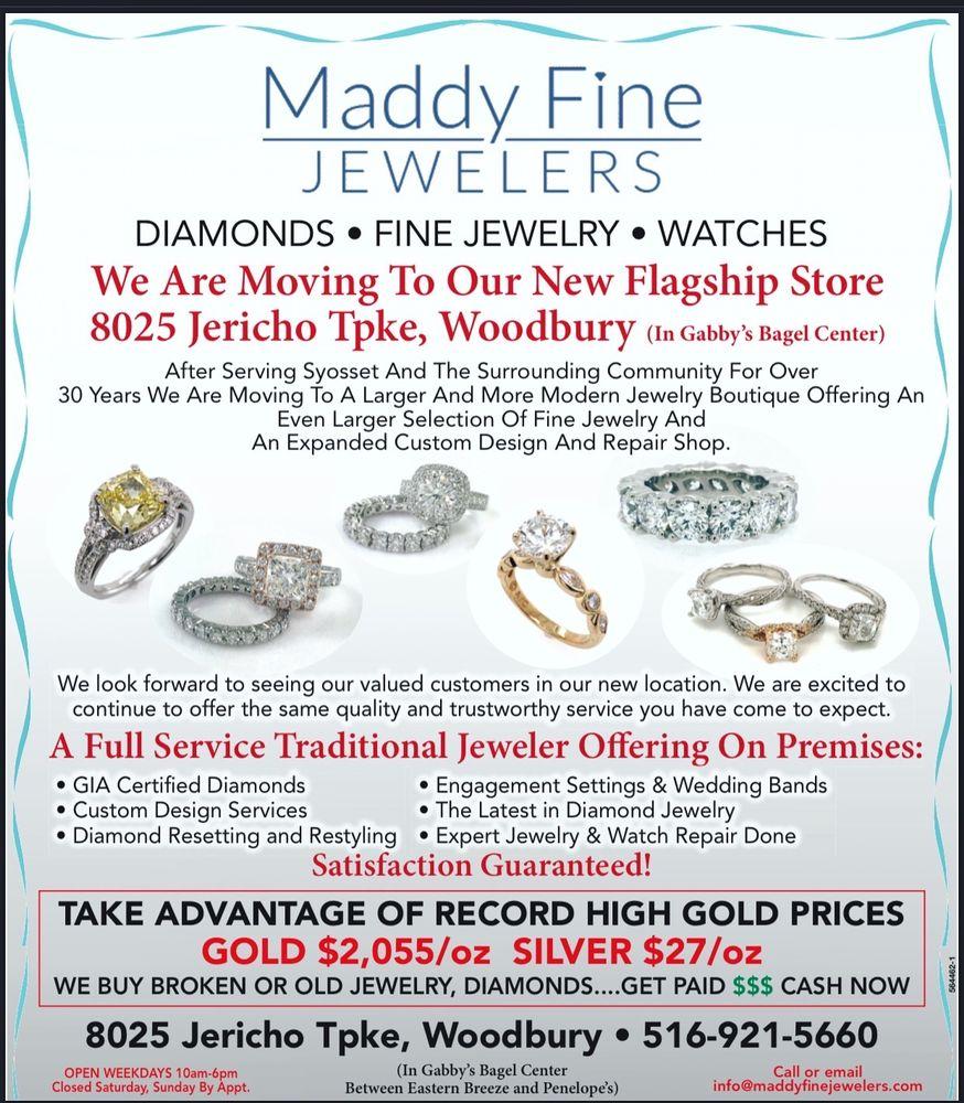 Maddy Fine Jewelers