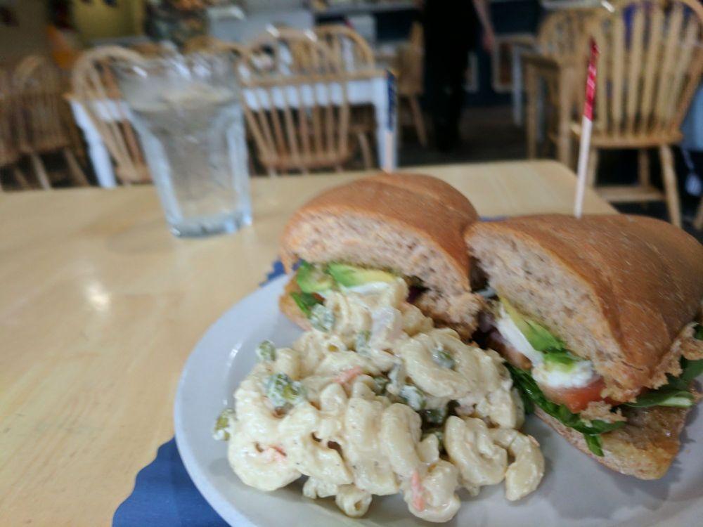 Charlotte's Restaurant: 115 S Willow St, Kenai, AK