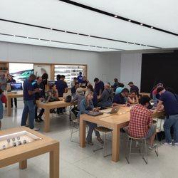 Corte madera apple store