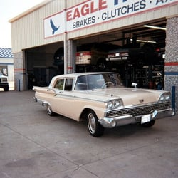 Eagle Transmission  10 Reviews  Auto Repair  1209 Coit Rd